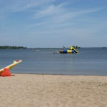 voyageurs national park swimming